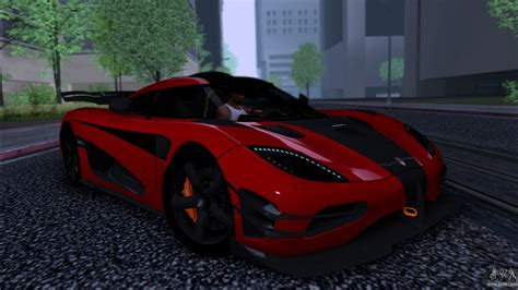 koenigsegg one red koenigsegg one 1 2014 para gta san andreas