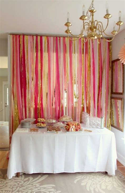streamer curtains best 25 streamer backdrop ideas on pinterest baby