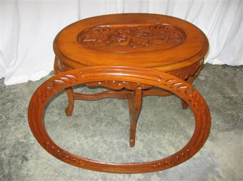 antique tea tables for sale antique glass top walnut tea serving coffee table for