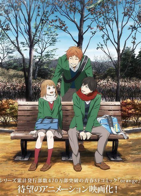 film anime versi orang le film animation orange annonc 233