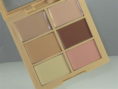 Nyx Conceal Correct Contour Palette nyx conceal correct contour palette review swatches