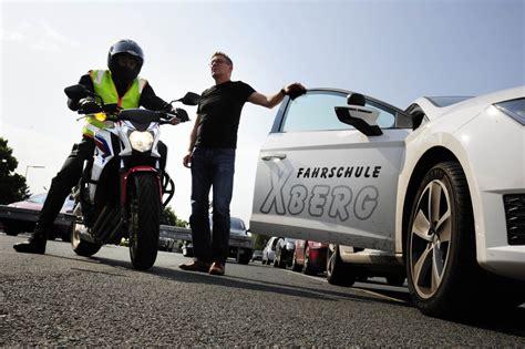 Motorradf Hrerschein Mit 30 by Kontakt Anfahrt Fahrschule Xberg