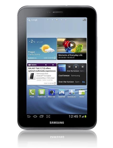 Tab El Tablet Samsung Galaxy Tab 2 7 0 Anunciado Oficialmente