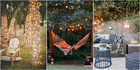 how do you in outdoor lights 20 backyard lighting ideas how to hang outdoor string lights