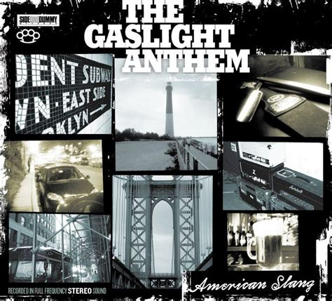 The Gaslight Anthem American Slang my so called soundtrack the gaslight anthem american slang album review