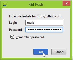 git tutorial login how to use github with android studio london app developer
