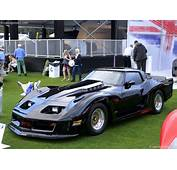 1981 Chevrolet Corvette GTO History Pictures Value