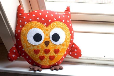 sewing pattern owl you have to see owl sewing pattern by diy fluffies