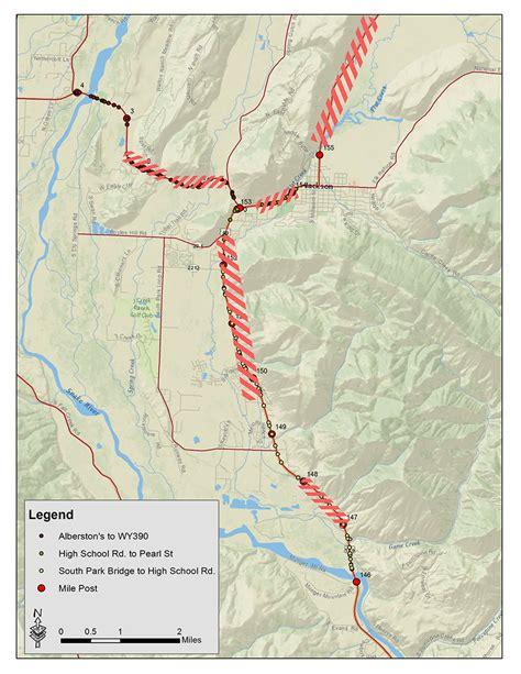 wydot map 100 wydot map greg u0027s dot links kemmerer gazette locals encouraged to prepare for big