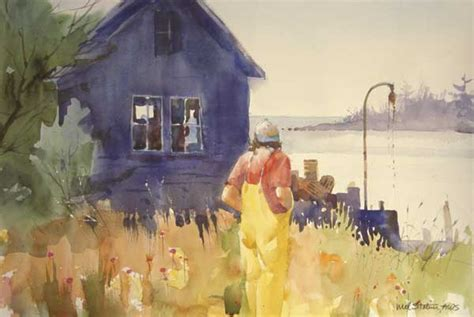 tony couch artist tony couch bad watercolor art