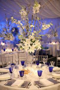 Martini Glass Flower Arrangement - centerpieces