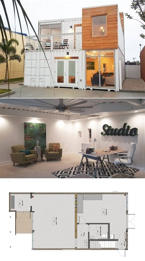 Adding Shipping Container To House - best 25 40ft container dimensions ideas on