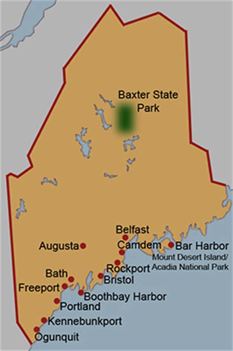 best time to visit portland and maine coast