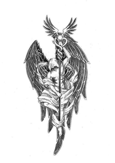 archangel gabriel tattoo designs 17 best ideas about archangel on
