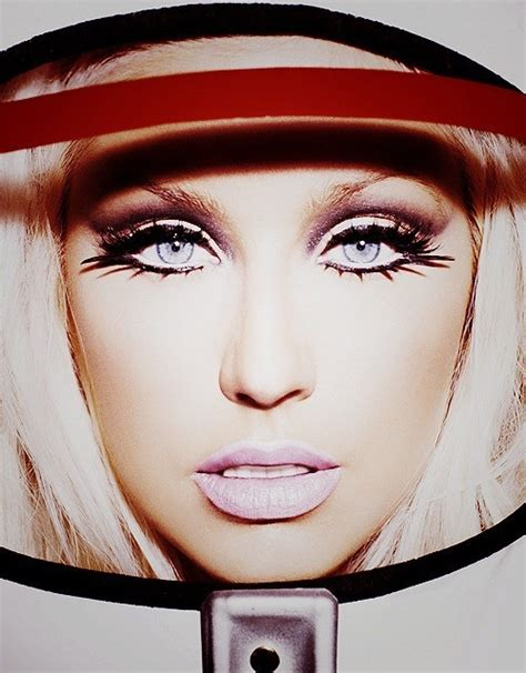 Aguilera On The Power Of Mascara by Aguilera Aguilera