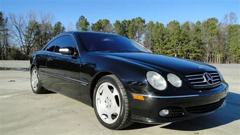 mercedes cl600 coupe 2003 mercedes cl600 coupe g11 kissimmee 2014