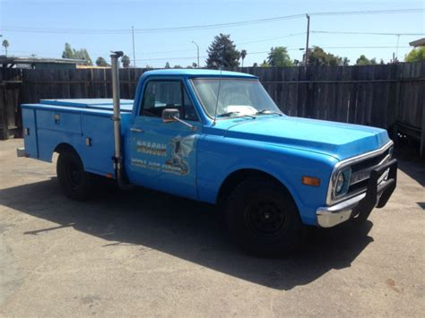 utility bed trucks 1970 chevy c 10 utility bed truck classic chevrolet c 10