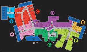 mall map of the florida mall 174 a simon mall orlando fl