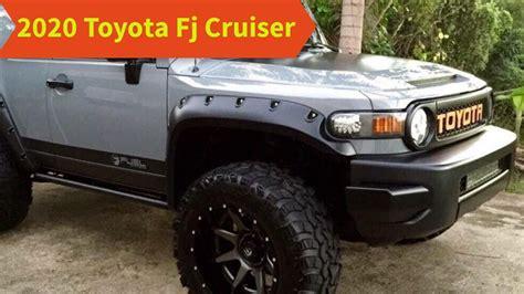 2020 Toyota Fj Cruiser by 2020 Toyota Fj Cruiser Specs Interior Release Date