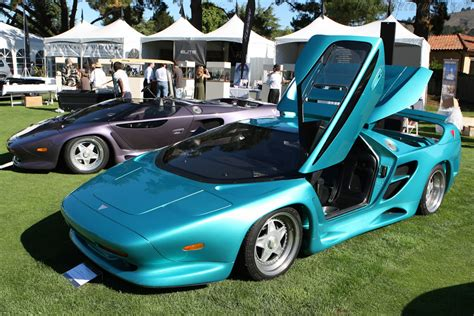 vector wx  twin turbo images specifications  information