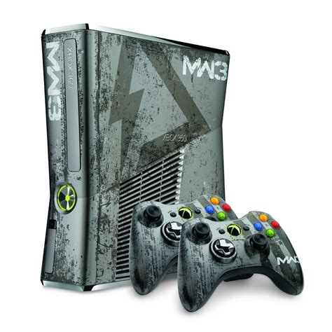 xbox 360 console xbox 360 320gb call of duty modern warfare 3 limited