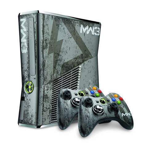 console xbox 360 xbox 360 320gb call of duty modern warfare 3 limited
