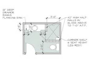 shower floor plan southgate residential a small bathroom update
