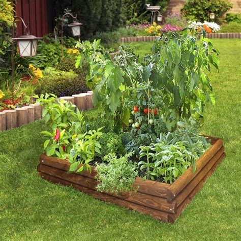 Raised Garden Beds How To Build And Install Them Raised Bed Vegetable Gardening