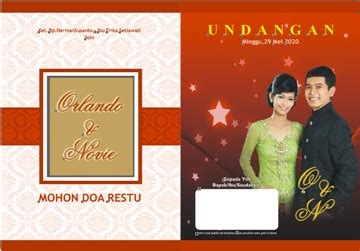 download template undangan pernikahan islami download border bingkai download desain template