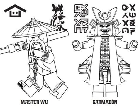 coloring pages lego ninjago movie 17 free lego ninjago movie printable activities online
