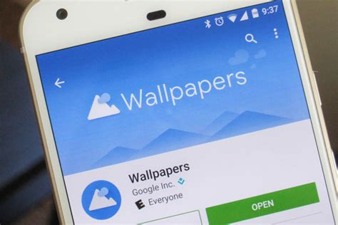 google now wallpaper app google s official wallpapers app is now in the play store