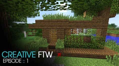 creative minecraft houses minecraft creative dirt house tutorial youtube