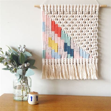 Etsy Wall - wall hangings with modern style