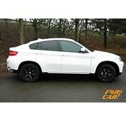 BMW X6 Bianco Opaco Car Wrapping E Oscuramento Vetri