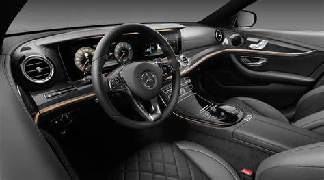 e interior design mercedes e class 2017 interior design autonetmagz