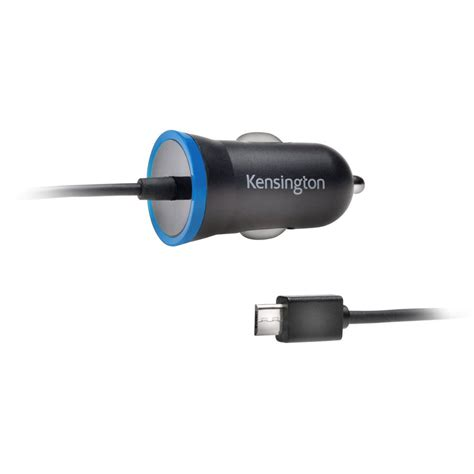 Charger Bolt 2 1 Ere 2 Output kensington powerbolt 2 6 micro usb car charger black
