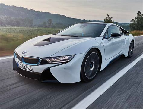 Bmw I8 Mpg by Bmw I8 Mpg Range Charging And Refueling Guide