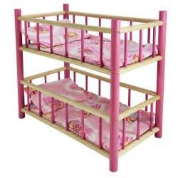 Baby Doll Bunk Bed Dolls Bunk Beds Ebay