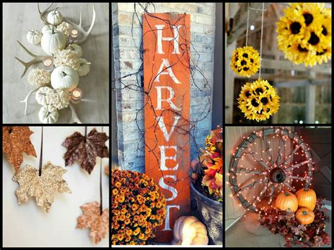 home decorating ideas for fall fall decorating ideas