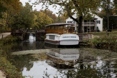 potomac boat rides canal boat picture of great falls canal boat ride