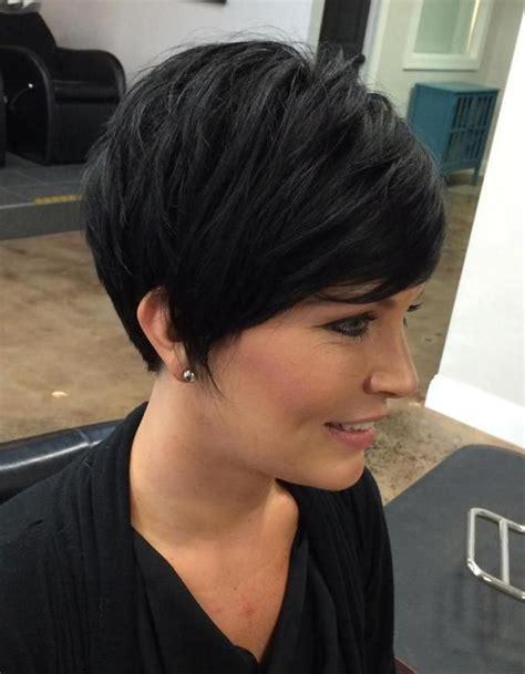 haircut for 8year w bangs best 25 cute pixie haircuts ideas on pinterest