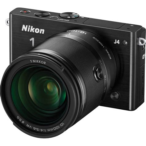 nikon 1 j4 mirrorless digital with 10 100mm lens 27705
