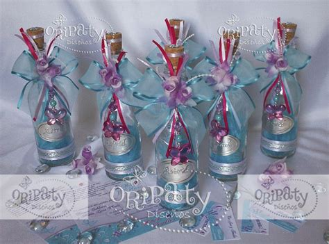 como decorar copas de xv años decoracion de botellas para 15 anos invitaciones en