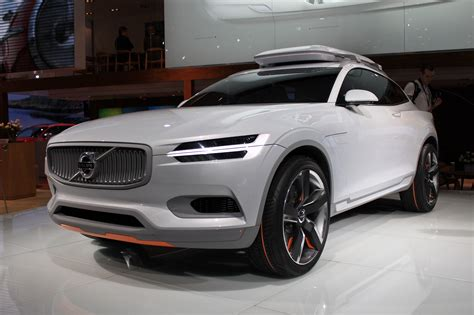 volvo hatchback 2015 volvo concept xc coupe revealed hints at design of 2016