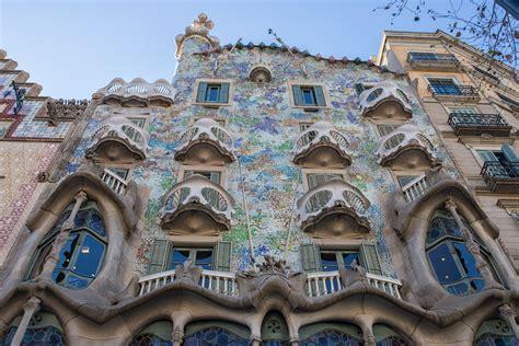 casa batllo casa mila awesome casa batll facade skip the