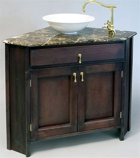 bathroom corner vanities 1000 ideas about corner bathroom vanity on pinterest
