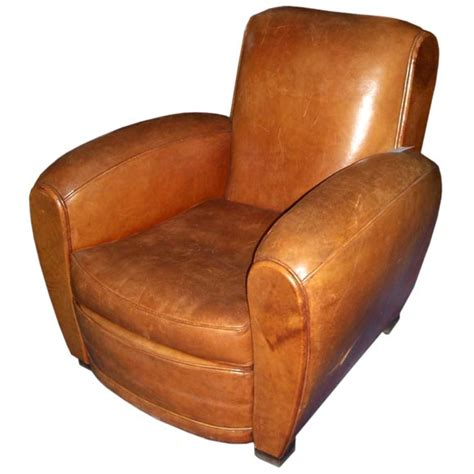 leather club chair recliners sch5art deco leather club chair jpg