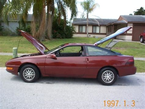 free service manuals online 1992 ford probe spare parts catalogs 1992 ford probe curb weight