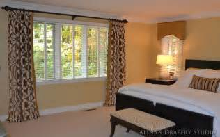 Bedroom Window Curtains Bedroom Window Treatment Ideas For Impressing Everyone S Glance Homeideasblog
