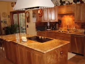 Kitchens With Oak Cabinets Pictures Oak Kitchen Cabinets Casual Cottage
